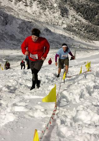 Polartec® Alpin Sport Tatrzański Bieg Pod Górę