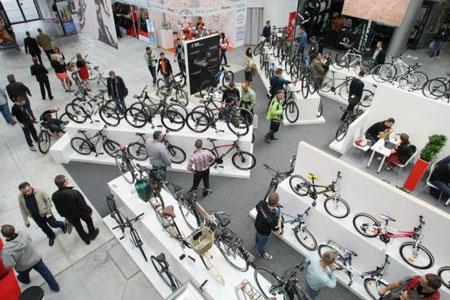 Kielce Bike Expo 2013 (fot. Targi Kielce)