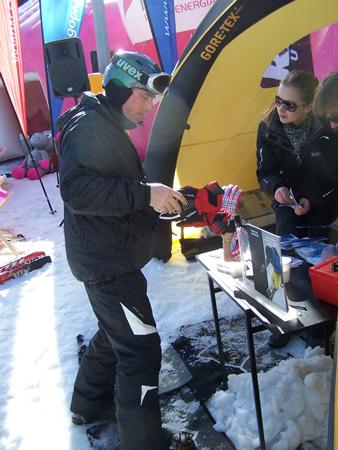 Bezpieczna zima 2012 - Szklarska Poręba
