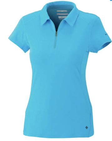 Columbia, Freeze Degree Short Sleeve Polo