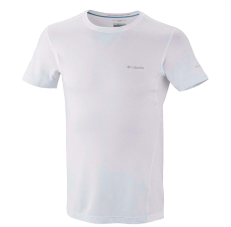 Columbia, Coolest Cool Short Sleeve Top