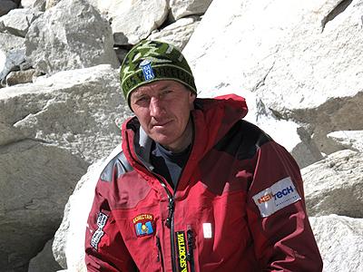 Denis Urubko, team The North Face