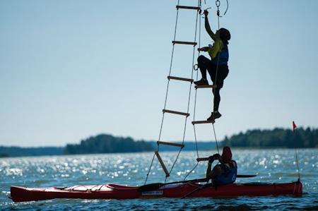 Zdjęcia z rajdu Endurance Quest (Finlandia) 2012
