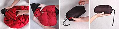 Pajak Sport, sweter puchowy Eskimo - pakowanie