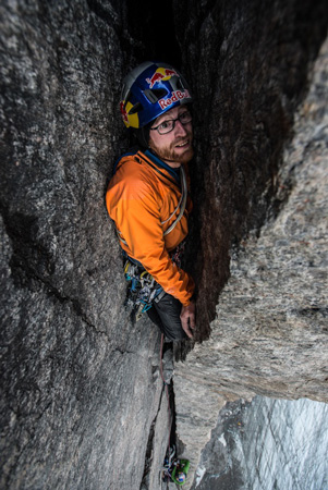 Team The North Face w Perfection Valley (fot. The North Face/Ricky Felderer)