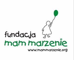 """Fundacja """"Mam Marzenie"""", logo"""