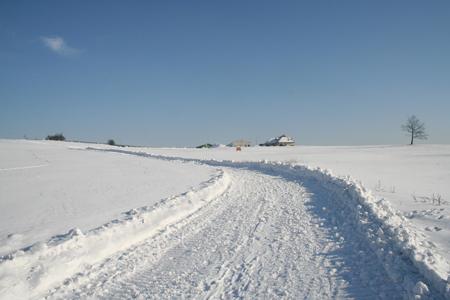 A tak wygląda trasa biegowa w na polu golfowym Paczółtowicach. Zapewniamy, że bardzo ciekawa (fot. Kraków Valley Golf)