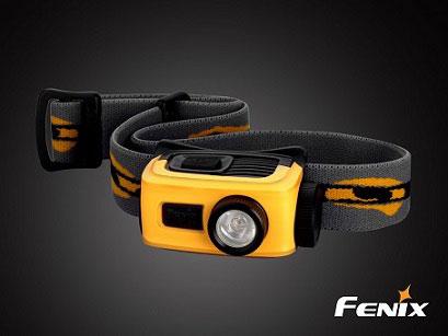 Fenix, latarka HL22
