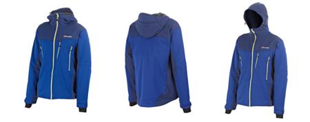 Berghaus, kurtka Cristallo Softshell Jacket