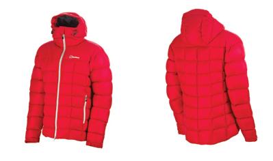 Berghaus, kurtka Popena Hooded Down Jacket