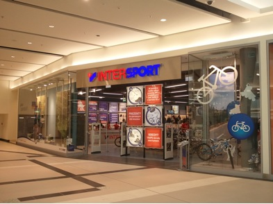 Salon Intersportu we Wrocławiu (fot. Intersport)