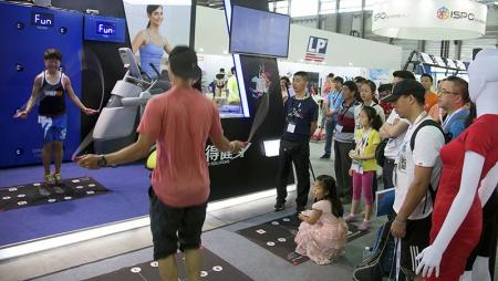 ISPO SHANGHAI 2016, zdjecie 3