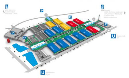 Zmieniony układ hal na ISPO 2016