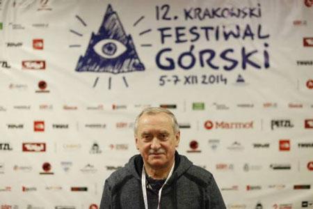 KFG 2014, Krzysztof Wielicki (fot. Wojciech Lembryk)