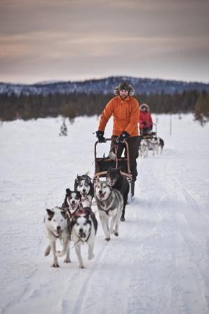 Fjallraven Polar - przygoda w arktycznym rejonie północnej Skandynawii