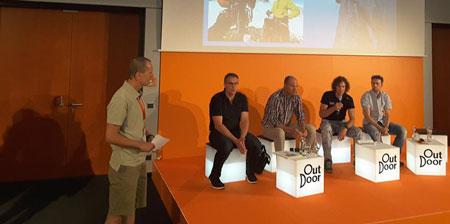 OutDoor 2016: konferencja prasowa z udziałem przedstawicieli europejskiej branży outdoorowej (fot. 4outdoor)
