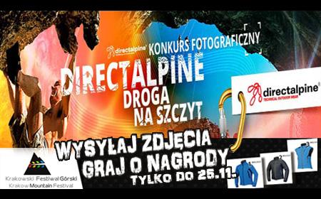 """Konkurs """"Directalpine – droga na szczyt"""" na półmetku"""