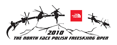 The North Face Polish Freeskiing Open 2010, logo