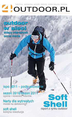 Najnowszy numer Magazynu 4outdoor nr 14