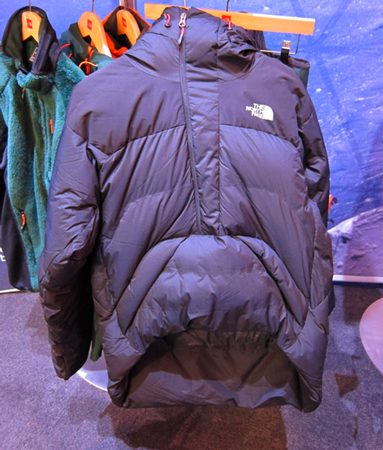 The North Face, Sharksfin Belay Parka (fot. The Gear Caster)