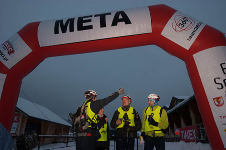 Polski zespół Salewa Trailteam mistrzem Europy w Adventure Racing (fot. Michał Unolt)