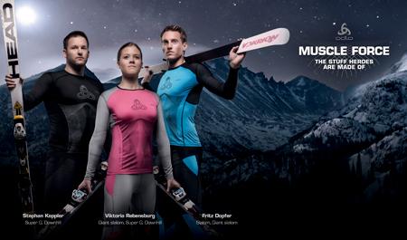 Odlo, kolekcja Muscle Force
