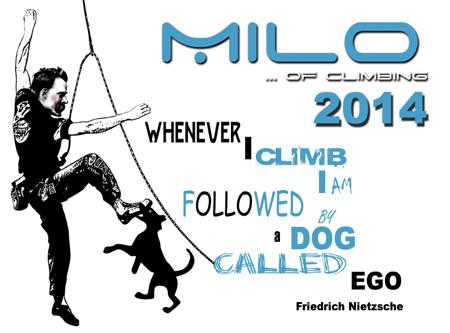 Milo, katalog 2014