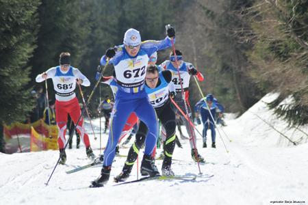 Zawodnicy Salomon Nordic Sunday (fot. Stacja Jakuszyce)