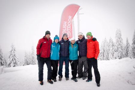 WinterCamp 2013 - organizatorzy i goście biwaku
