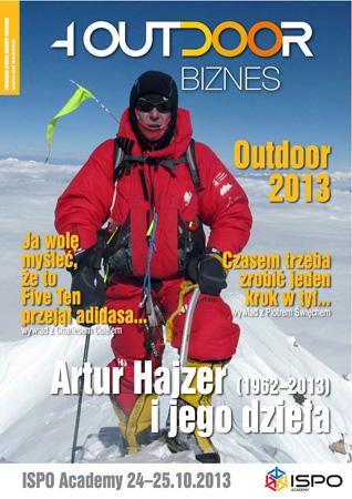 Zapraszamy do lektury najnowszego Magazynu 4outdoor (5/2013, 29)