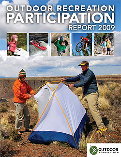 Outdoor Recreation Participation Report 2009