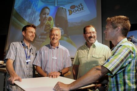 OutDoor Conferences (fot. Messe Friedrichshafen)