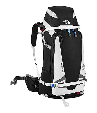 The North Face, plecak Patrol 35 Pack