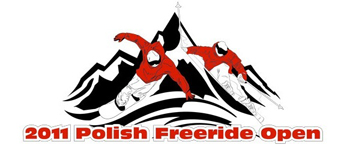 Polish Freeride Open 2011, logo