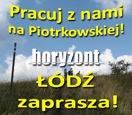 Praca w Horyzoncie Łódź