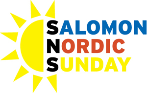 Salomon Nordic Sunday, logo