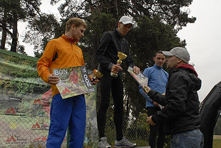 Salomon Trail Running 2009 – podium w Poznaniu