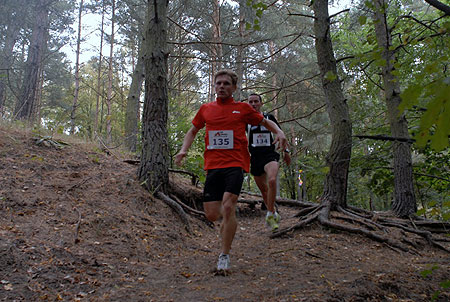 Salomon Trail Running 2009 – poznańska trasa