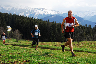 Salomon Trail Running, Zakopane 2008