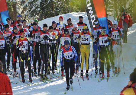 Salomon Nordic Sunday, Jakuszyce - Harrachov, na starcie