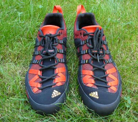 Test butów podejściowych adidas Terrex Solo