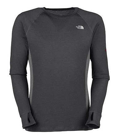 The North Face, koszulka Men's L/S Stretch Softwool Crew