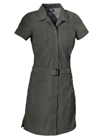 Jack Wolfskin, sukienka Safari Dress