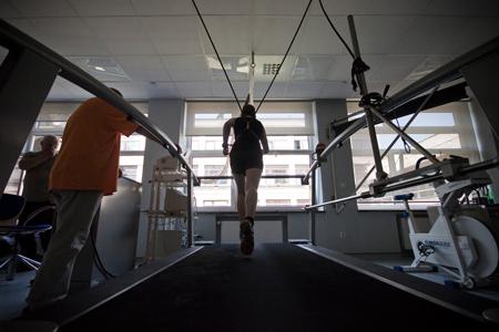 Testy do programu treningowego TAURON OlimpijSki (fot. Bartosz Pawlik)