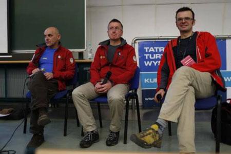 KFG 2014, Panel TOPR i PZA (fot. Wojciech Lembryk)