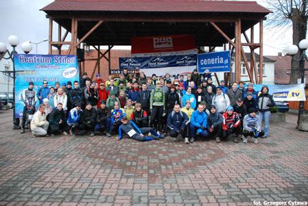 Chłodno, piach, deszcz, śnieg, błoto, grad i zimna woda, czyli Goggle On-Sight Adventure Race 2011