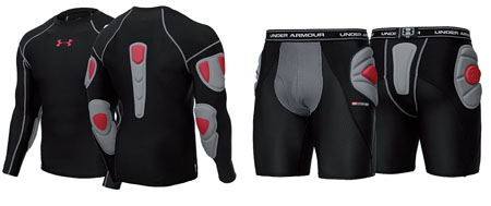 Under Armour, bielizna Base MPZ Crew/Short