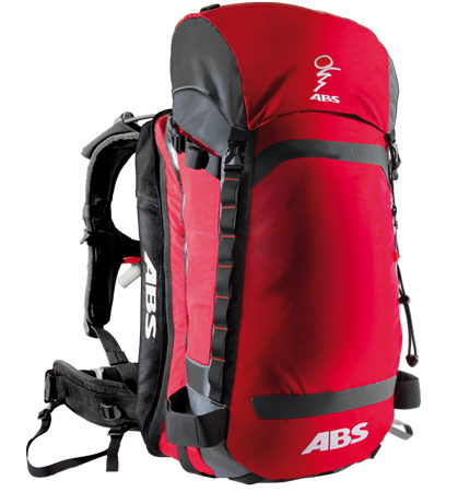 ABS, plecak Vario 40 l