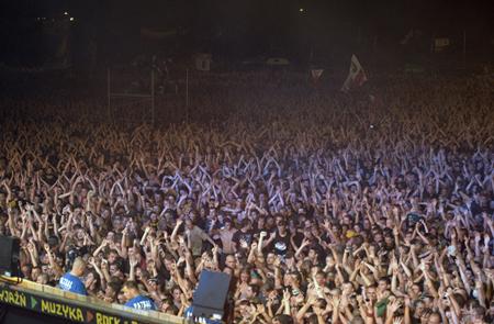 Przystanek Woodstock 2011 (fot. WOSP)