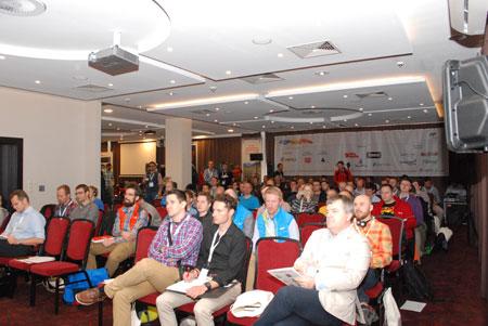 Uczestnicy ISPO Academy 2014 (fot. 4outdoor)
